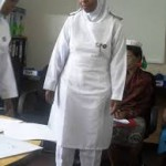 nurse on hijab
