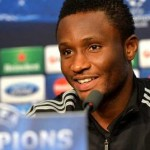 Obi Mikel Happy at Chelsea.