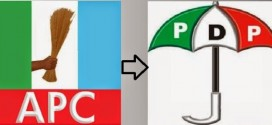 Ogun Police Allegedly Arrests 5 APC Members Over Plans To Defect To PDP