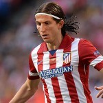 Filipe Luis Set to Have Chelsea Medical.