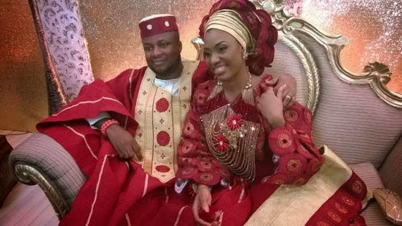 Traditional Wedding Gift From Mother To Daughter : Iretiola Doyles Daughters Traditional Wedding Photos ...
