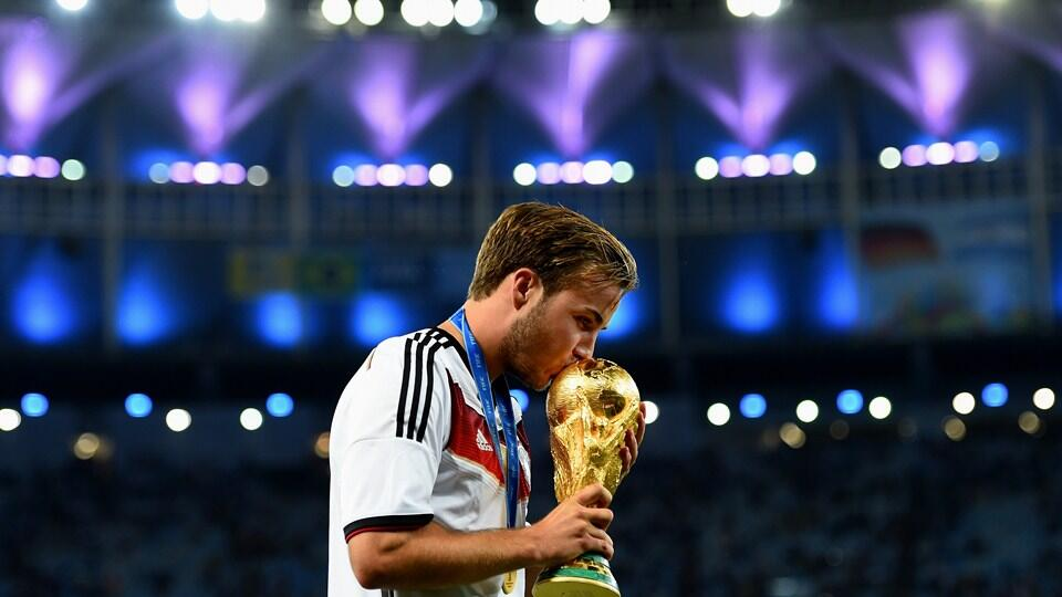 """""""Miracle Boy"""" Gotze Lost For Words, Says Somehow the Ball ... 