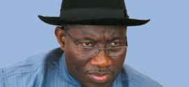 Jonathan Visits Borno As Race For February Presidential Election Heats Up