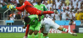 Enyeama Out of South Africa Friendly With Injury