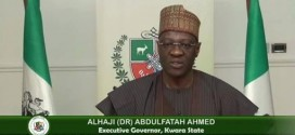 Ahmed Orders Payment Of Two Months' Salary Arrears To Kwara Workers