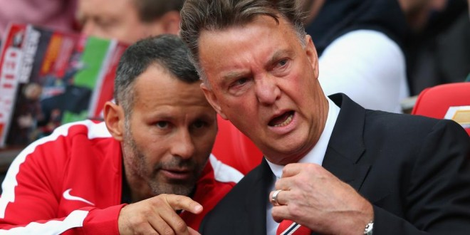 Van Gaal – Giggs Will Be My Successor At Man Utd