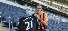 Hull's Dawson Out for the Festive Period with Injury