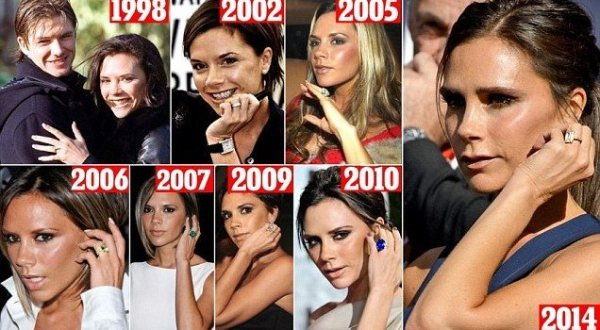 victoria beckham has owned a total of 13 engagement rings worth 4million in 15 years of marriage information nigeria - Victoria Beckham Wedding Ring