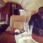 Iyanya-private-jet-