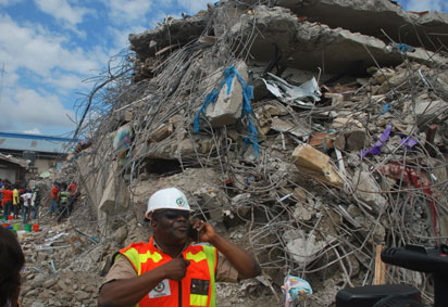SCOAN Building Collapse: We're Still Awaiting Result Of Lab Test – Police Anti-bomb Unit