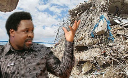 SCOAN Guest House Collapse: T.B. Joshua, Others Prosecution Begins On Monday