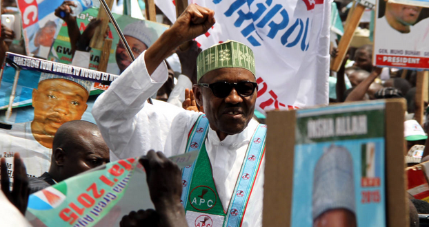 2015: Buhari's The Only Person That Has A Clear Vision For Nigeria – Group