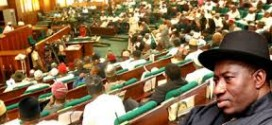 Reps Accuses Jonathan Of Aiding Budget Fraud, Says FG's Annual Budget Is N20tn, Not N4.3tn