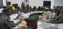 Buratai Dissolves Military Courts Martial