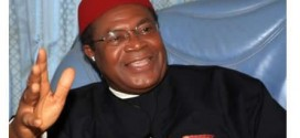 Ex-PDP Chairman, Ogbulafor, Calls For Resignation Of NWC Members