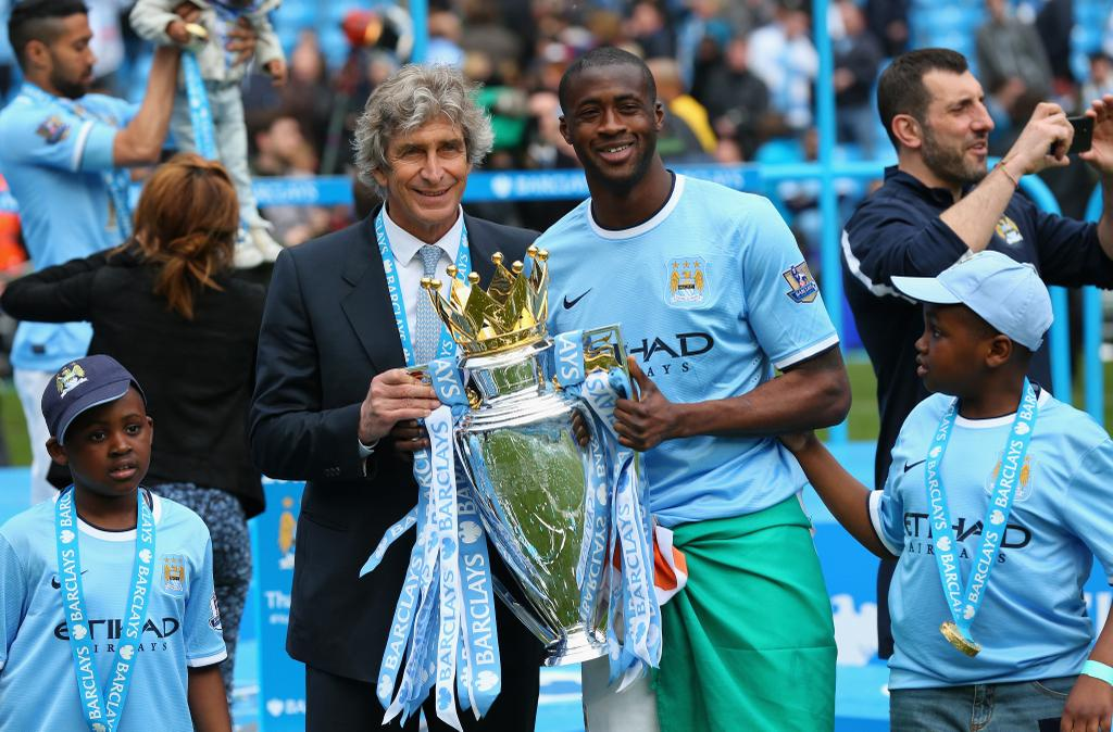 Yaya Toure Wife And Kids City Claimed Their 2nd English