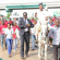 9ice Makes Grand Entry As He Rode A horse To Submit APC Nomination Form