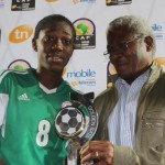Asisat Oshoala Was Also Named MVP at the Fifa U-20 World Cup and the AWC.