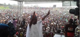 Photos from Governor Rauf Aregbesola's 2nd-term inauguration