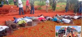 Jihadists kill 28 Christians on Kenyan bus after asking passengers to prove they're muslims