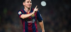 Messi Breaks All-Time Champions League Goals Record