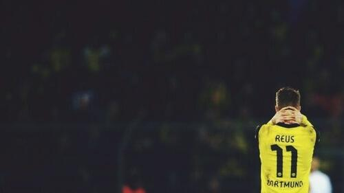 Dortmund's Reus Out Until 2015 With Injury