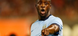 "Kick It Out Reports to Police of ""Racist Tweet"" Sent to Yaya Toure. Image: MCFC via Getty."