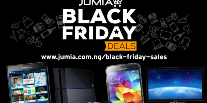 Jumia Black Friday Sales Shatters Internet And Retail Records; New Deals Every Hour