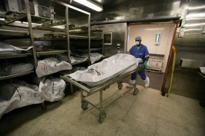 91-year-old Alive in Morgue 11 Hours After 'Death'