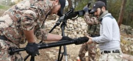 Qatar Runs Covert Desert Training Camp For Syrian Rebels