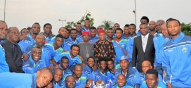 Enyimba Beat Dolphins to Retain Federation Cup