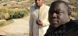 Checkout Pics From Kcee's New Video