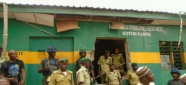Kogi Jail Break: Nine Fleeing Inmates Recaptured