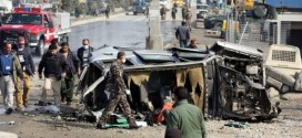 Suicide Bomber Attacks British Embassy Vehicle In Afghanistan, Kills 5