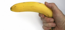 Man Faces Felony Charge For Aiming Banana At Police Officers