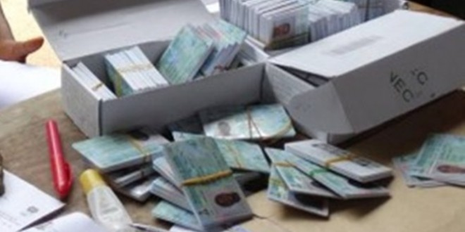 Man, 29, Arraigned In Lagos For Possessing 589 Permanent Voter Cards
