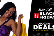 Sneak Peek Into The Biggest Sale Of The Year: Jumia Black Friday Mega Deals