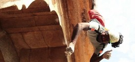 Indian 'Spider-Man' Scales Walls With Bare Hands