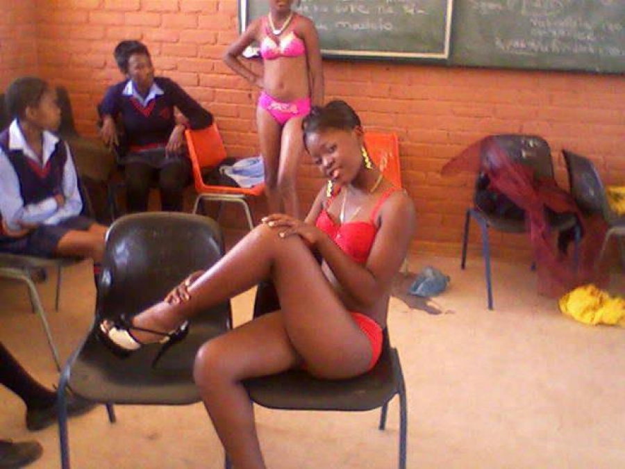 african student naked girls