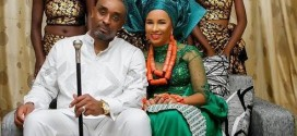 Fred Amata Is Happy For My New Marriage – Ibinabo Fibresima