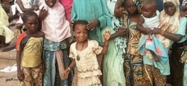 Photos: Children displaced by Boko Haram