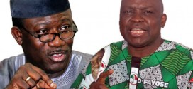 Fayose Supports Fayemi's Ministerial Nomination, Urges Ekiti Senators To Queue Behind Him