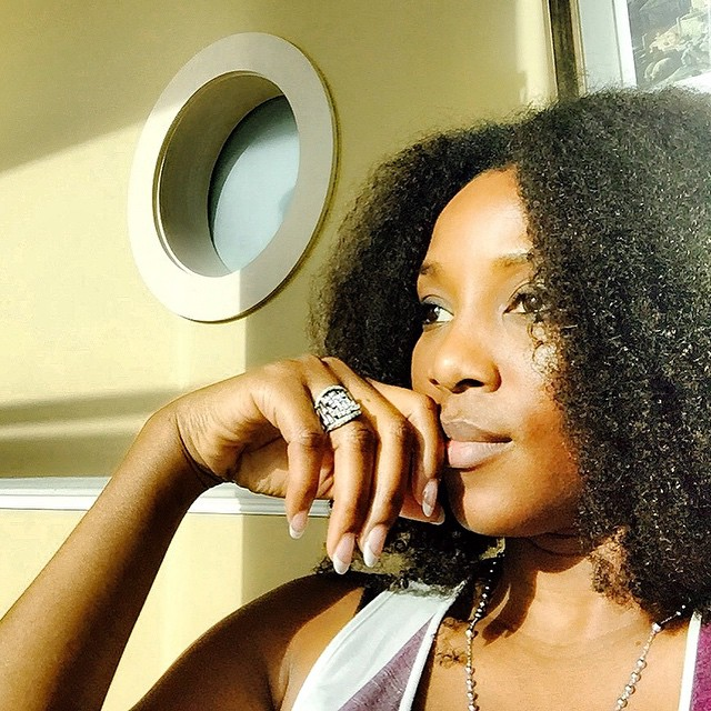 How Arsenal Fans Decided To Troll Mo Salah After Barcelona: Genevieve Nnaji Flies Out To New York Right After