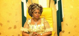 First Lady Performs Ground Breaking Ceremony For N1bn Motherhood Centre In Abuja