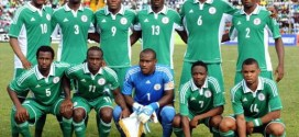 Super Eagles 43rd In New FIFA Rankings At End Of The Year