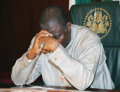 Jonathan Is Very Sad And It's Because Of Nigeria's Health Sector