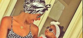 Kay Switch Shares Photo Of Baby Mama And Kid