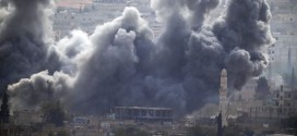 U.S.-led forces Launch 13 Air Strikes in Iraq, Syria