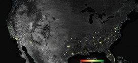 Christmas Lights Can Be Seen From Space By NASA Satellites