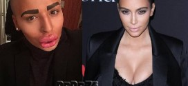 One Man Spent $150,000 On Cosmetic Procedures To Look Like Kim Kardashian
